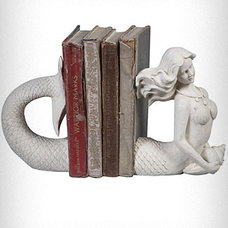 Tropical Bookends by Plasticland