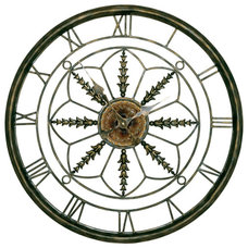 Traditional Wall Clocks by Welcome Home Accents