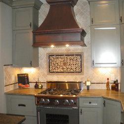 Copper Range Hoods - © 2012 Copper Kitchen Specialists