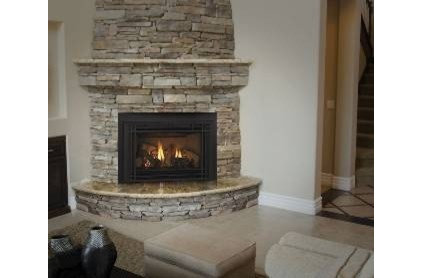 Traditional Indoor Fireplaces by Fireside Hearth & Home Twin Cities