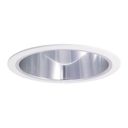 "Nora Lighting - Nora NTA-97 6"" Specular Clear Cone Reflector with Ring - 6"" Specular Clear Cone Reflector with Ring"