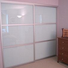 Modern Interior Doors Sliding Glass Closet Doors   The Sliding Door Company