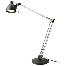 ANTIFONI Work lamp - black - IKEA