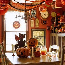 Traditional  Seasonal:Halloween