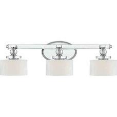 Transitional Bathroom Vanity Lighting by Littman Bros Lighting