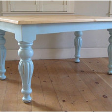 Traditional Dining Tables by Sweet Elle