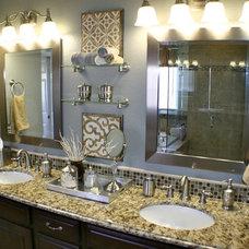 Contemporary Bathroom by Zeal Denver