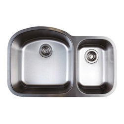 Blanco - Blanco 441022 Stainless Steel Stellar 1.6 Bowl - Product features