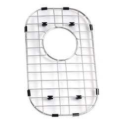 Kraus - Kraus KBG-23-2 Stainless Steel Bottom Grid - Kraus Bottom Grid is an ideal addition to your kitchen sink