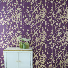 Eclectic Wallpaper by HORNE