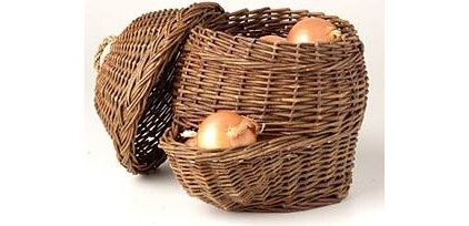 Traditional Baskets by Gardener's Supply Company