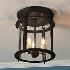 Traditional Flush-mount Ceiling Lighting by Shades of Light