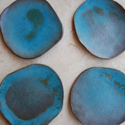 Ceramics August 2012 - New creations and new glazes!