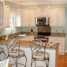 Kitchen Cabinetry by Golden Hammer Cabinet Wholesale