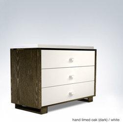 austin 3 drawer changer - Wall mount anti-tipping strap.