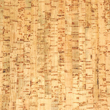 Contemporary Cork Flooring by Sustainable Flooring Inc