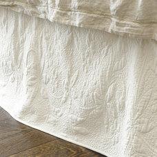 Traditional Bedskirts by Ballard Designs