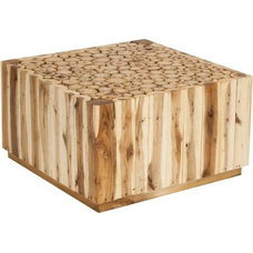 Eclectic Coffee Tables by High Fashion Home