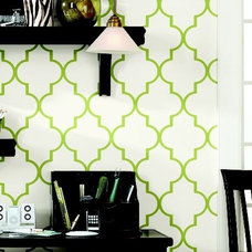 Contemporary Wallpaper by Ballard Designs