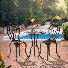 Traditional Outdoor Tables by GreatFurnitureDeal