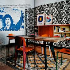 "PLASTOLUX ""keep it modern"" » Modern Apartment in Brussels"