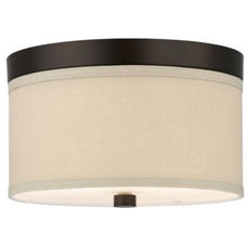 Bathroom Lighting And Vanity Lighting Embarcadero Flushmount by Forecast