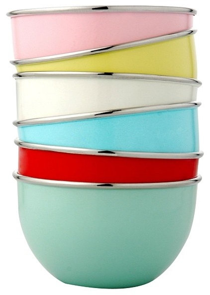 Contemporary Mixing Bowls by John Lewis
