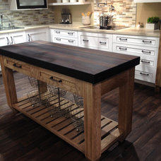 Kitchen Islands And Kitchen Carts by The Grothouse Lumber Company