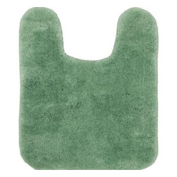 "Mohawk - Floor Mat: Spring Green 20"" x 24"" Contour Bath - Shop for Flooring at The Home Depot. Add softness underfoot with these nylon bath rugs. A stylish way to add warmth to tile floors, these rugs are available in an array of designer colors. Your bathroom will look better with the addition of these beautiful bathroom mats."