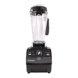 """VITA-MIX - Vita-Mix CIA Professional Series Platinum Blender,20.5""""H x 8.75""""D x 7.25""""W (51.4 - Vita-Mix CIA Professional Series Platinum Blender is a versatile countertop appliance that works great for blending, pureeing, chopping, juicing, grinding, and more. The blender features a laser-cut stainless-steel blade and the 64 ounce polycarbonate jar which creates a powerful vortex that forces ingredients up from the blade and back down to the center to ensure thorough blending."""
