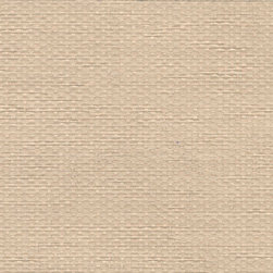 Lok Beige Grasscloth Wallpaper - A sophisticated, neutral weave, this natural grasscloth wallpaper adds a subtle texture to walls in an eco-chic material.