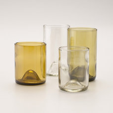 Contemporary Everyday Glassware by Schoolhouse Electric