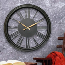 Contemporary Clocks by Hayneedle