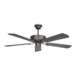 """Concord Fans - Concord Fans California Home 42"""" Traditional Ceiling Fan X-BRO5HC24+ - Concord Fans California Home 42"""" Traditional Ceiling Fan X-BRO5HC24+"""