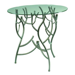 "Hammary - Hidden Treasures Twig Table - ""Hammary's Hidden Treasures collection is a fine assortment of unique accent pieces inspired by some of the greatest designs the world over. Each selection is rich in Old World icons and traditions."