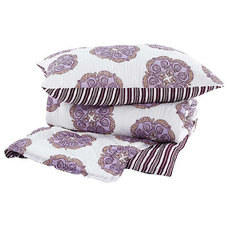 Contemporary Bedding by Gracious Home