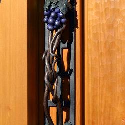 New Doors & Gates - Photos Taken & Edited By Michelle, Jennifer, & Ashley