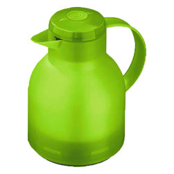 Frieling - Samba Quick Press™ - Keep your morning coffee or afternoon ice tea at an optimal temperature for hours on end. This wonderfully insulated carafe has a fresh translucent appearance and features a one-touch open/close mechanism.