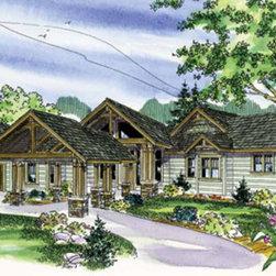 House Plan 124-777 -