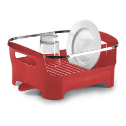 Wash & Dry Dish Rack - Sometimes washing your dishes by hand is a must, so why not do it in functional style? Whether you place it in the sink or on the counter, it keeps your countertops dry as your dishes dry. Its removable spout (that also extends!) allows for clean drainage down the kitchen sink.