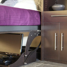Contemporary Home Office Accessories by Murphy Bed Concepts, Inc.