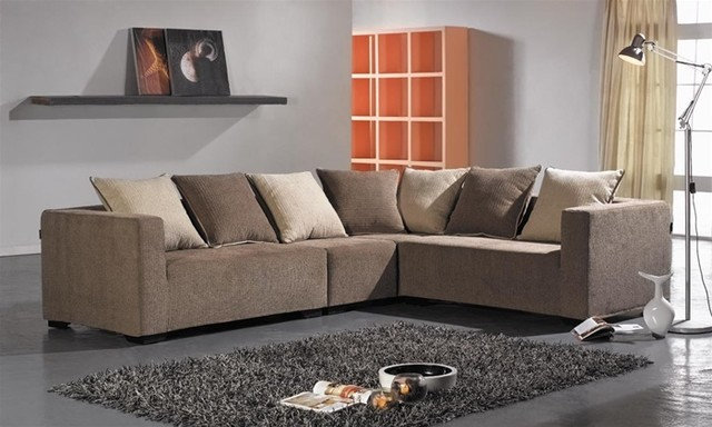 Contemporary Sectional Sofas by SectionalsAndSofas