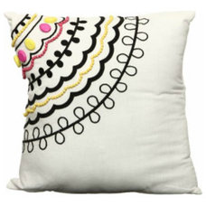 Eclectic Decorative Pillows by Overstock.com