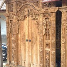 Asian Interior Doors by Designer Chandeliers