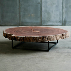 eclectic coffee tables by usona