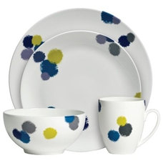 Eclectic Dinner Plates by Macy's