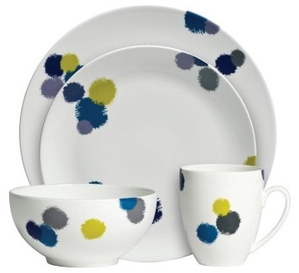 Eclectic Plates by Macy's