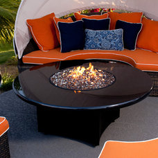 Modern Fire Pits by All Backyard Fun
