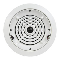 Speakercraft - Crs6 Two In-Ceiling Speakers, Individual, Asm86621 - Audio-Direct.com has been serving customers since 2001 with world class name brand electronics.