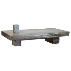 Industrial Coffee Tables by Madera Home